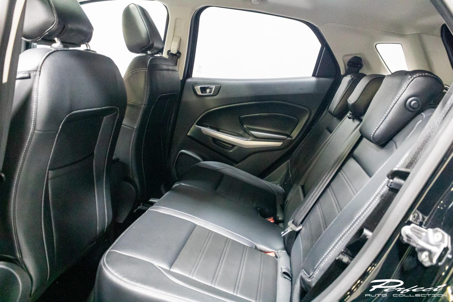 Used 2019 Ford EcoSport Titanium