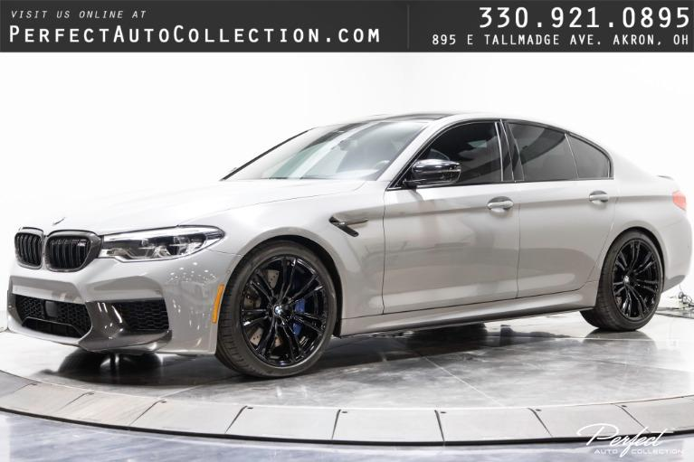 Used 2019 BMW M5 Competition for sale $104,995 at Perfect Auto Collection in Akron OH