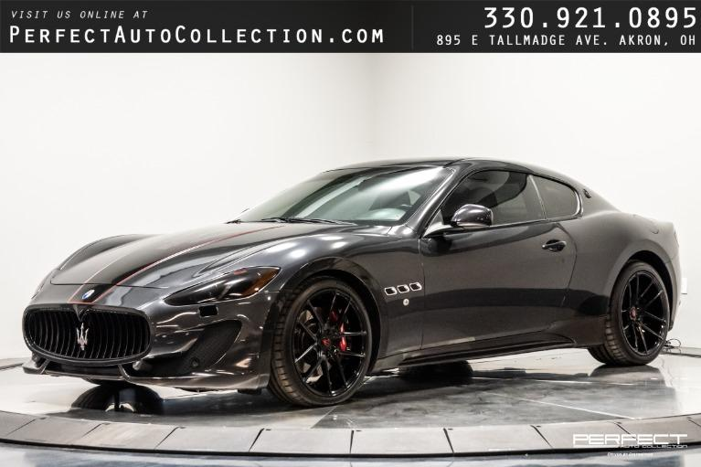 Used 2014 Maserati GranTurismo Sport for sale $54,995 at Perfect Auto Collection in Akron OH