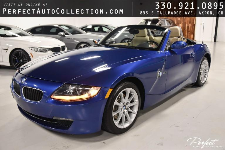 Used 2008 BMW Z4 3.0i for sale $14,995 at Perfect Auto Collection in Akron OH