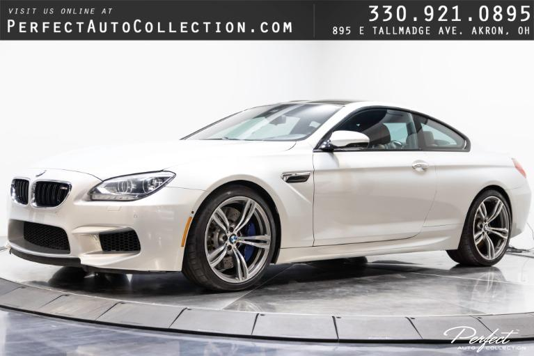 Used 2013 BMW M6 for sale $44,995 at Perfect Auto Collection in Akron OH