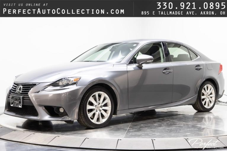 Used 2016 Lexus IS 300 for sale $20,495 at Perfect Auto Collection in Akron OH