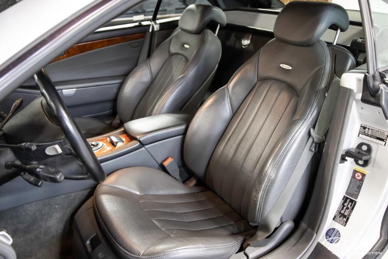 Used 2003 Mercedes Benz SL Class SL 55 AMG