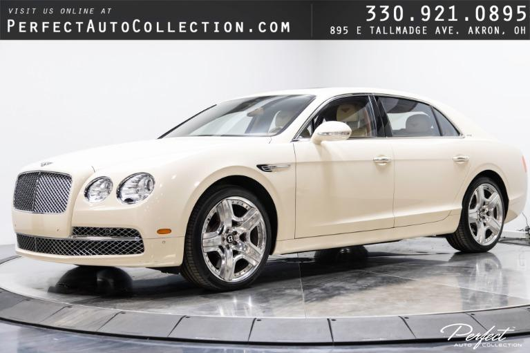 Used 2014 Bentley Flying Spur Mulliner Edition for sale $91,995 at Perfect Auto Collection in Akron OH