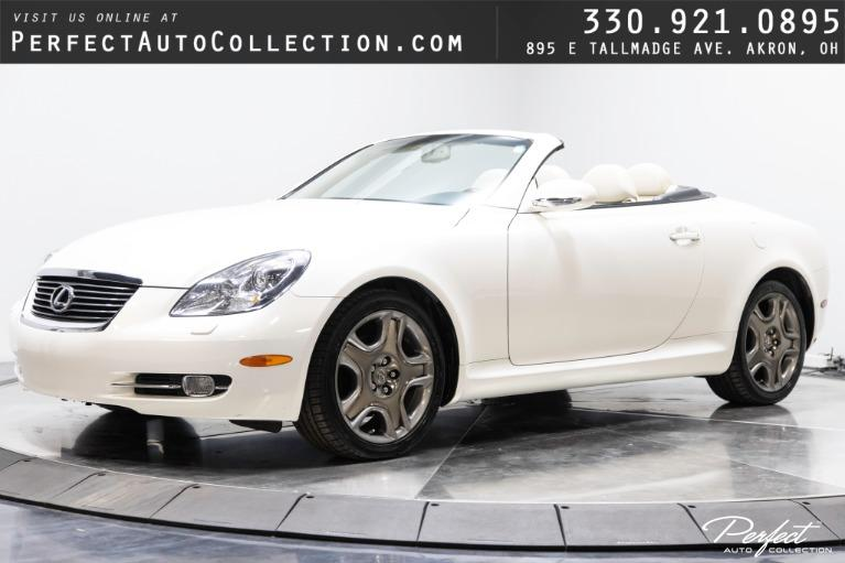 Used 2006 Lexus SC 430 for sale $32,995 at Perfect Auto Collection in Akron OH