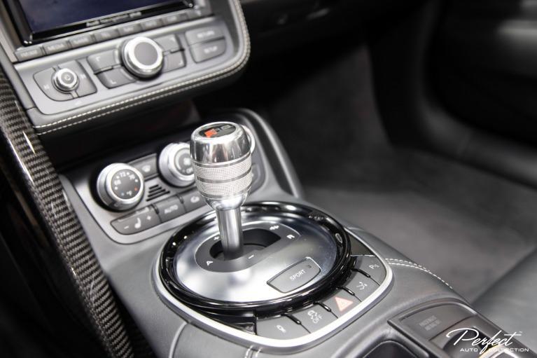 Used 2015 Audi R8 42 quattro Spyder