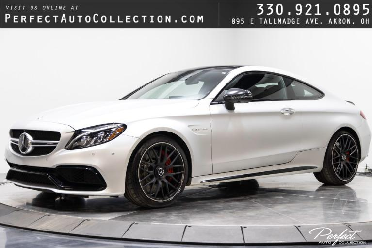Used 2017 Mercedes-Benz C-Class AMG C 63 S for sale $68,995 at Perfect Auto Collection in Akron OH