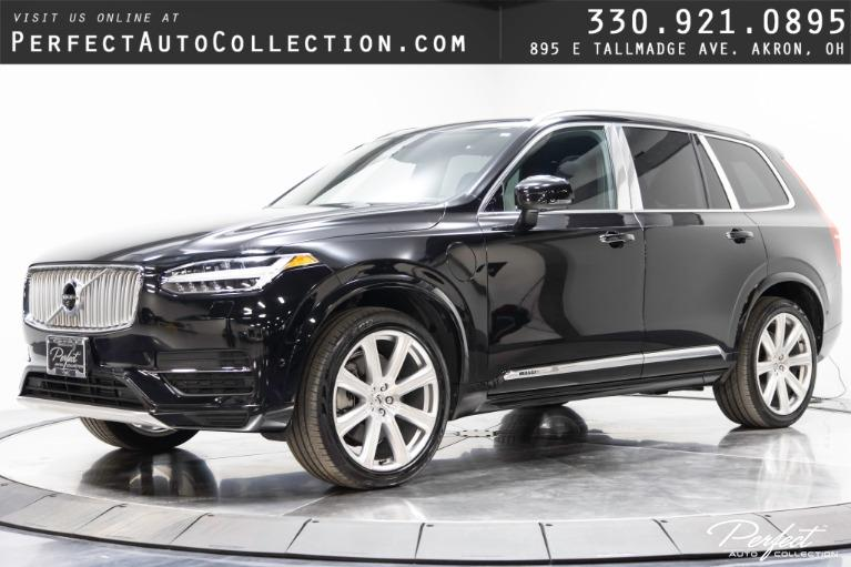 Used 2017 Volvo XC90 T8 eAWD Excellence for sale $59,995 at Perfect Auto Collection in Akron OH
