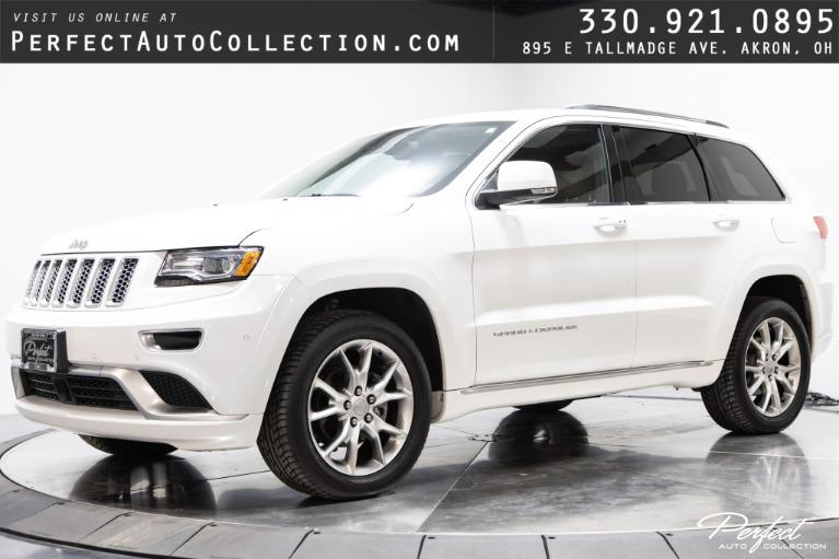 Used 2016 Jeep Grand Cherokee Summit for sale $33,995 at Perfect Auto Collection in Akron OH