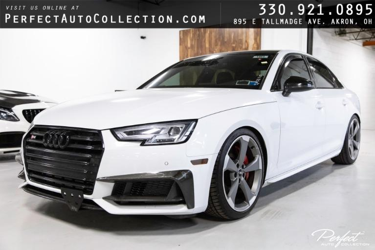 Used 2018 Audi S4 3.0T quattro Premium Plus for sale $42,995 at Perfect Auto Collection in Akron OH