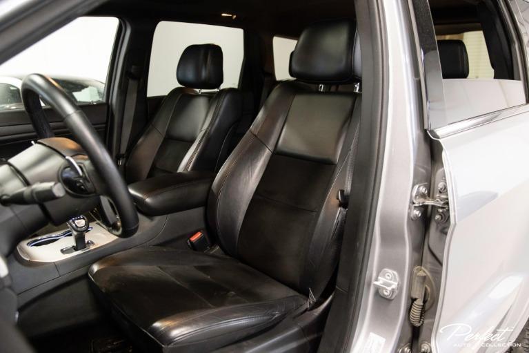 Used 2015 Jeep Grand Cherokee Altitude