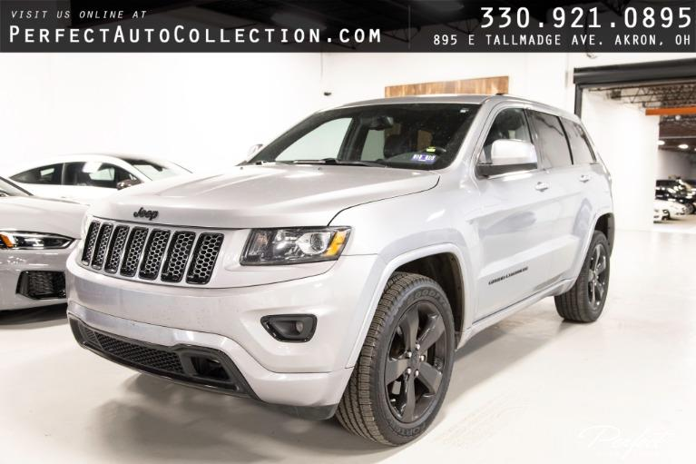Used 2015 Jeep Grand Cherokee Altitude for sale $21,995 at Perfect Auto Collection in Akron OH