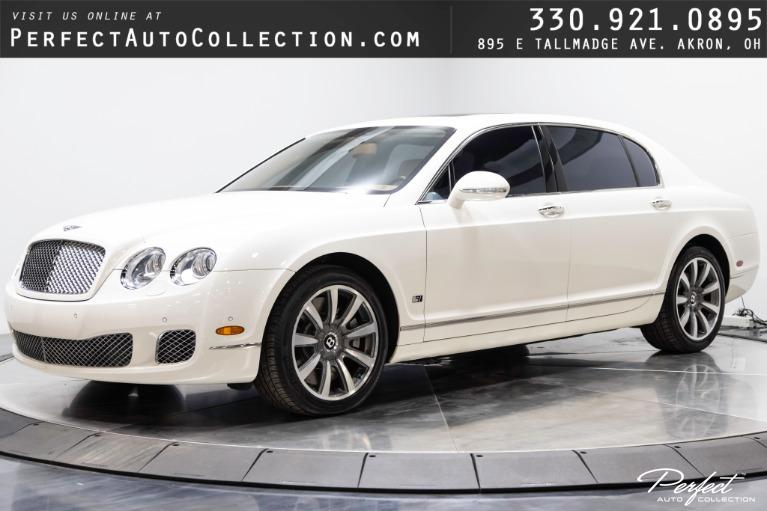 Used 2012 Bentley Continental Flying Spur Series 51 for sale $79,495 at Perfect Auto Collection in Akron OH