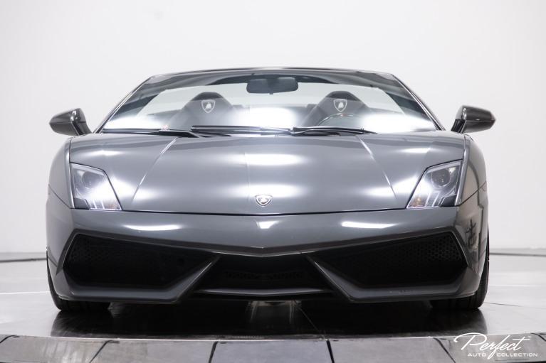 Used 2011 Lamborghini Gallardo LP 570 4 Spyder Performante
