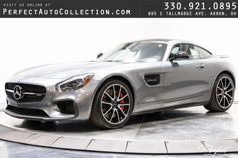 Used 2016 Mercedes-Benz AMG GT S Edition 1 for sale $86,995 at Perfect Auto Collection in Akron OH