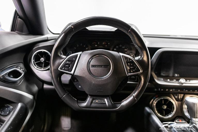 Used 2017 Chevrolet Camaro LT