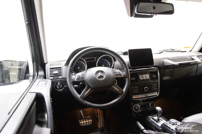 Used 2017 Mercedes Benz G Class G 550
