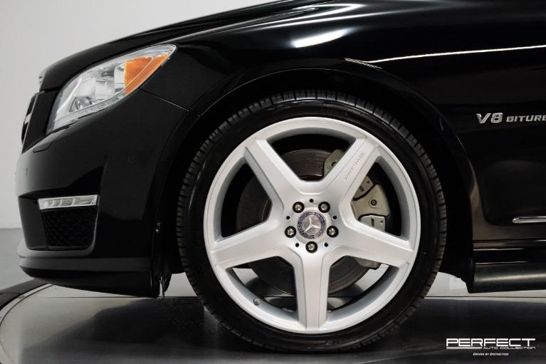 Used 2012 Mercedes Benz CL Class CL 63 AMG