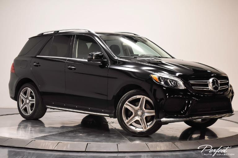 Used 2016 Mercedes Benz GLE GLE 400 4MATIC