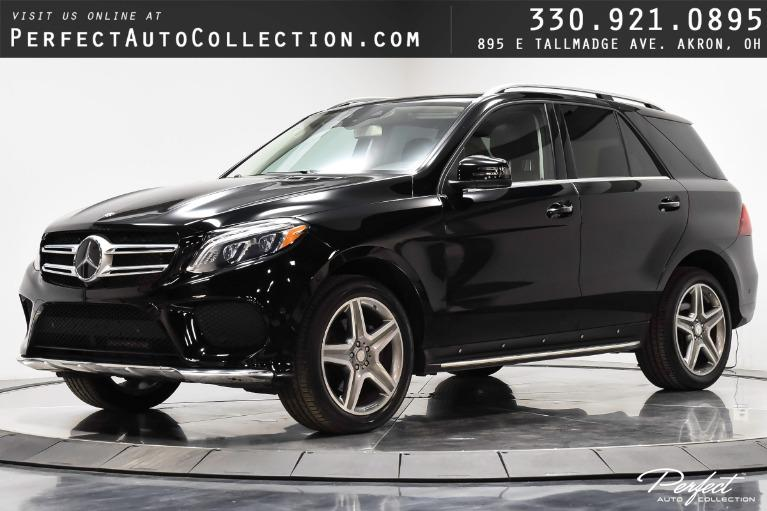 Used 2016 Mercedes-Benz GLE GLE 400 4MATIC for sale $41,995 at Perfect Auto Collection in Akron OH