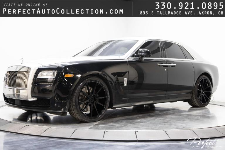 Used 2013 Rolls-Royce Ghost for sale $139,495 at Perfect Auto Collection in Akron OH