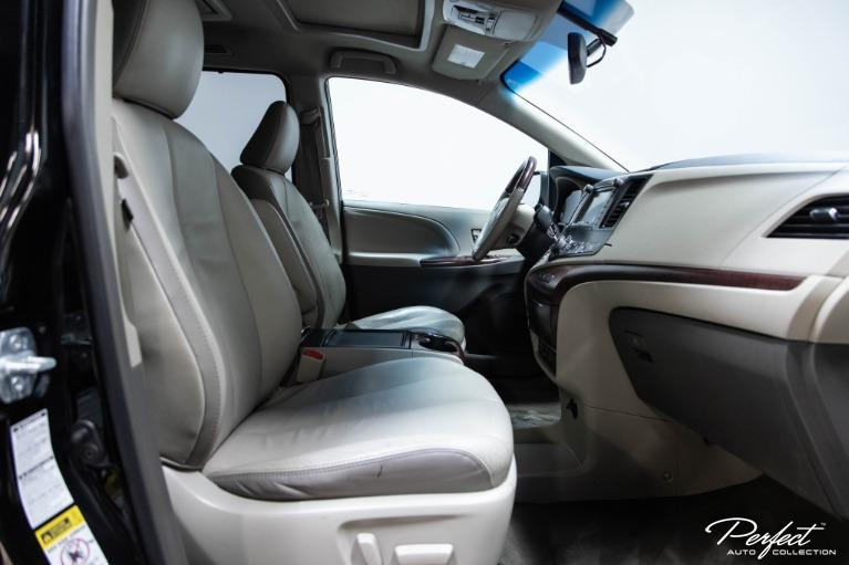 Used 2013 Toyota Sienna Limited 7 Passenger