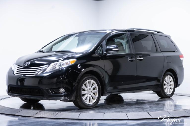 Used 2013 Toyota Sienna Limited 7-Passenger for sale $16,495 at Perfect Auto Collection in Akron OH