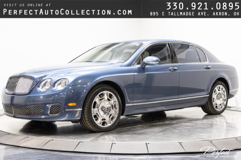 Used 2010 Bentley Continental Flying Spur for sale $54,995 at Perfect Auto Collection in Akron OH