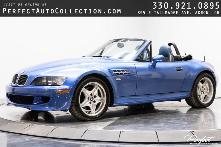 Used 2000 BMW Z3 M for sale $34,995 at Perfect Auto Collection in Akron OH