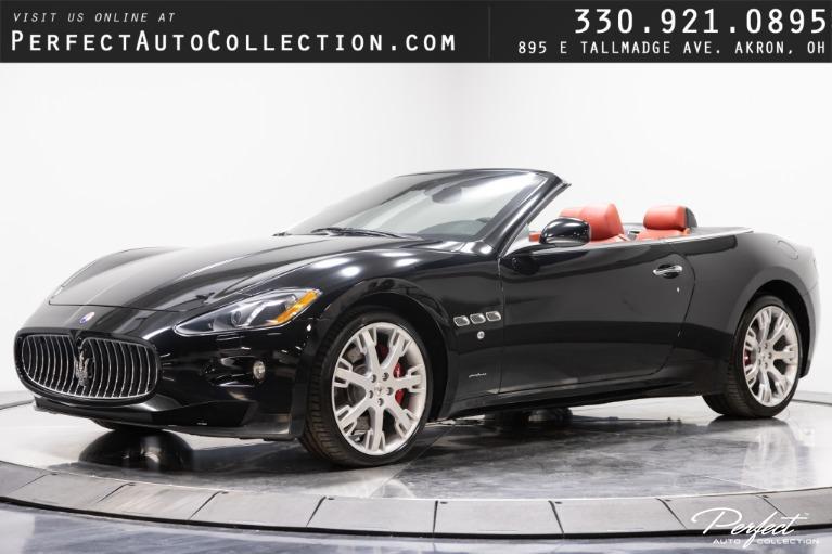 Used 2015 Maserati GranTurismo for sale $69,995 at Perfect Auto Collection in Akron OH