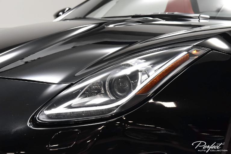 Used 2015 Jaguar F TYPE V8 S