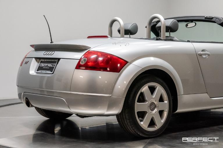Used 2002 Audi TT 180hp