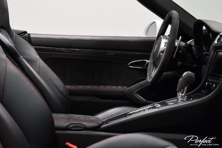 Used 2015 Porsche Boxster GTS