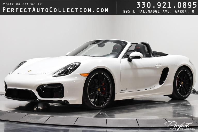 Used 2015 Porsche Boxster GTS for sale $76,495 at Perfect Auto Collection in Akron OH