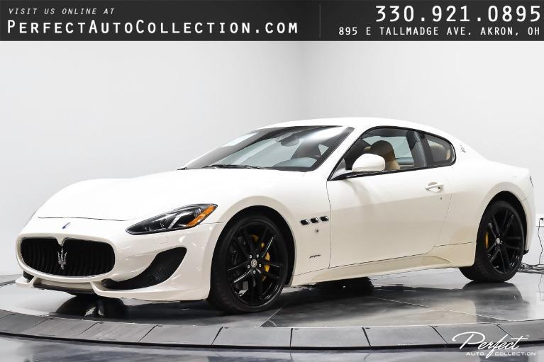 Used 2016 Maserati GranTurismo Sport for sale $61,995 at Perfect Auto Collection in Akron OH