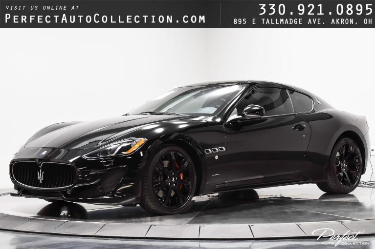 Used 2015 Maserati GranTurismo Sport for sale $59,995 at Perfect Auto Collection in Akron OH