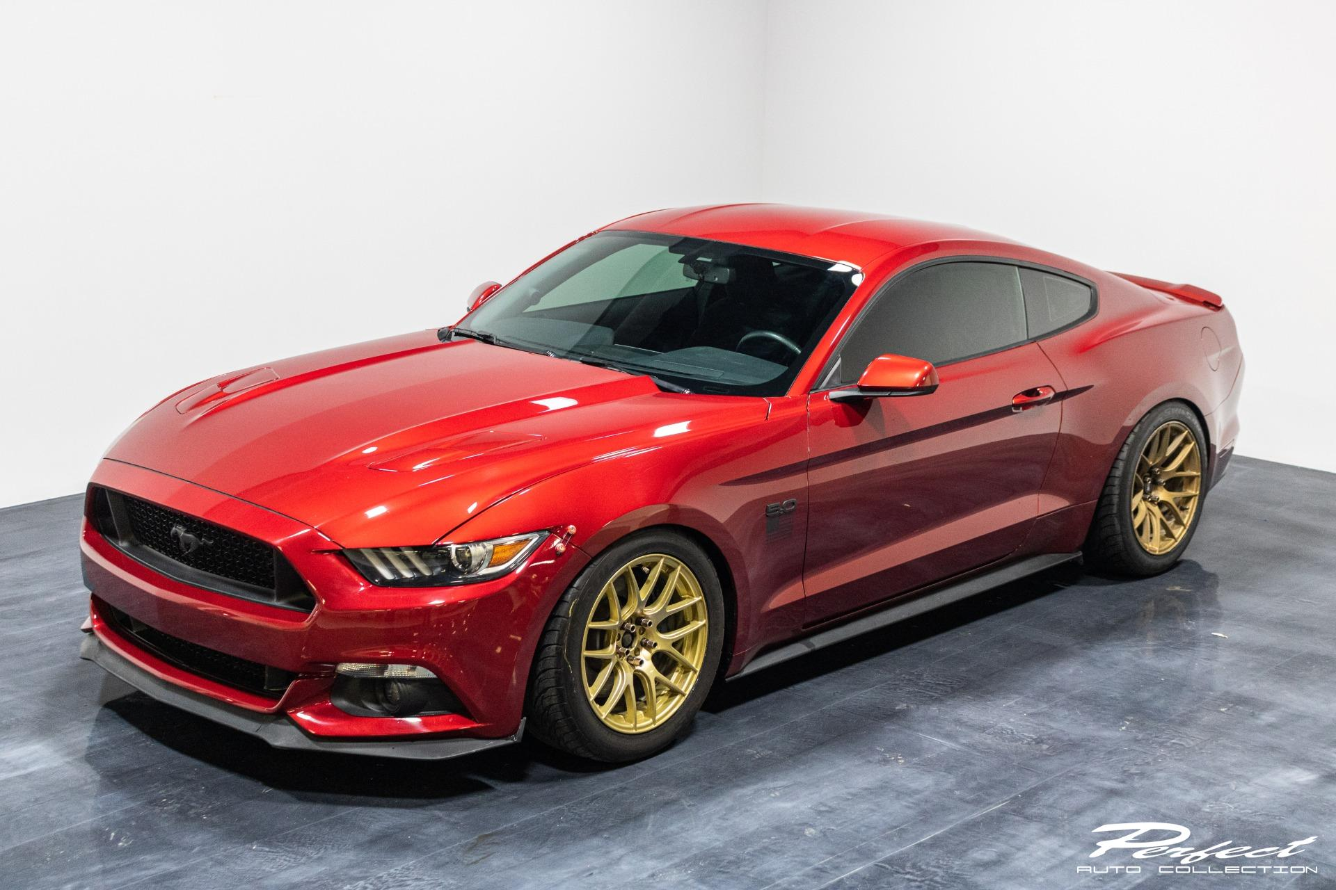 Used 2017 Ford Mustang GT