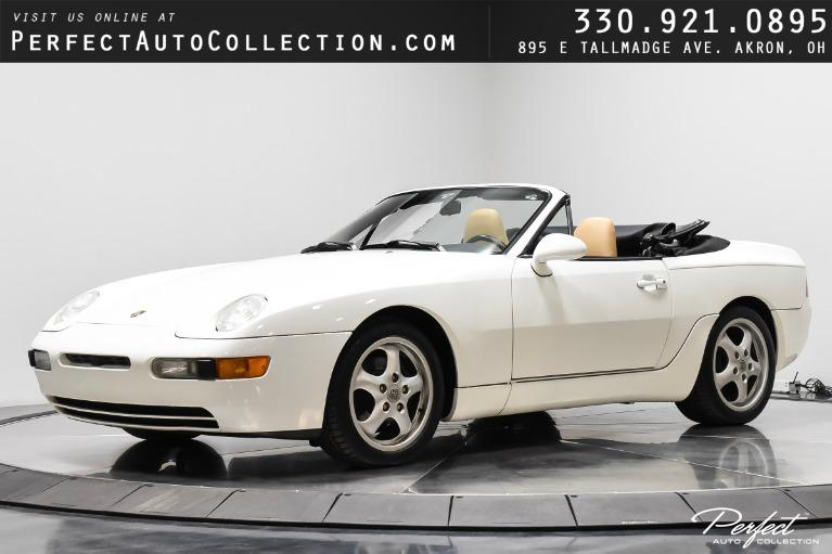 Used 1994 Porsche 968 for sale $21,495 at Perfect Auto Collection in Akron OH