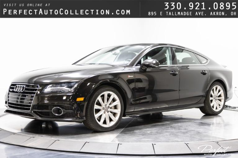 Used 2013 Audi A7 3.0T quattro Prestige for sale $26,995 at Perfect Auto Collection in Akron OH