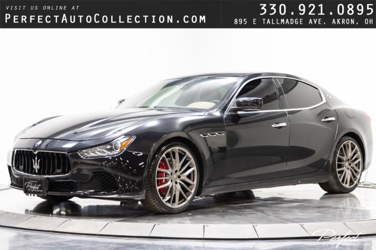 Used 2014 Maserati Ghibli S Q4 for sale $32,495 at Perfect Auto Collection in Akron OH
