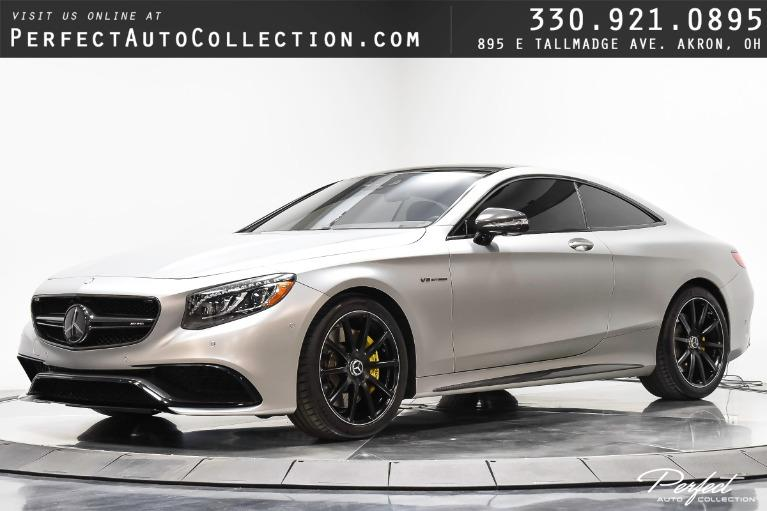 Used 2017 Mercedes-Benz S-Class AMG S 63 for sale $109,995 at Perfect Auto Collection in Akron OH