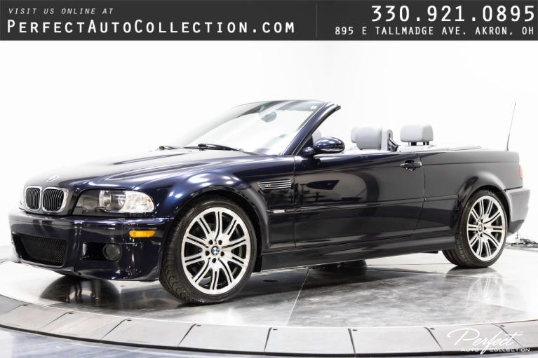 Used 2002 BMW M3 for sale $20,995 at Perfect Auto Collection in Akron OH