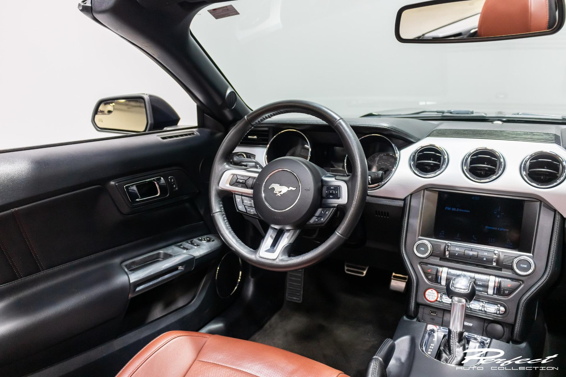 Used 2016 Ford Mustang EcoBoost Premium