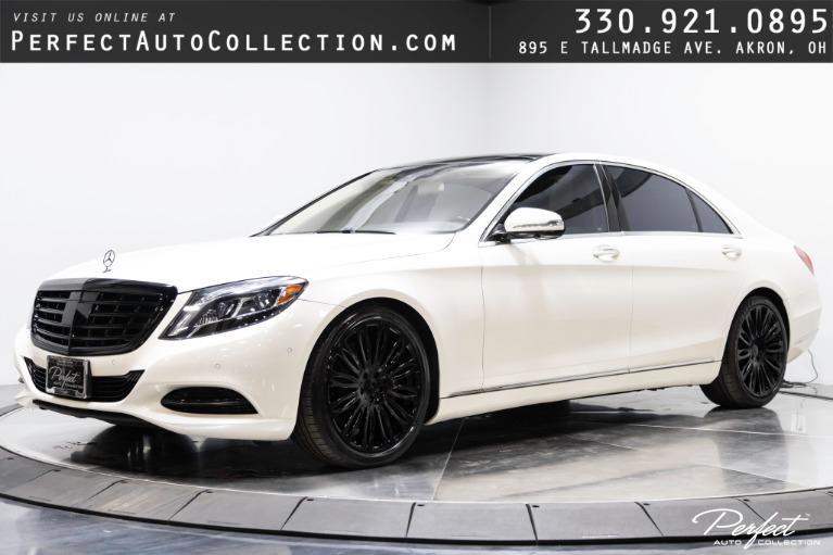 Used 2017 Mercedes-Benz S-Class S 550 4MATIC for sale $59,995 at Perfect Auto Collection in Akron OH
