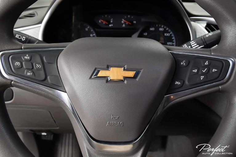Used 2018 Chevrolet Malibu LS Fleet