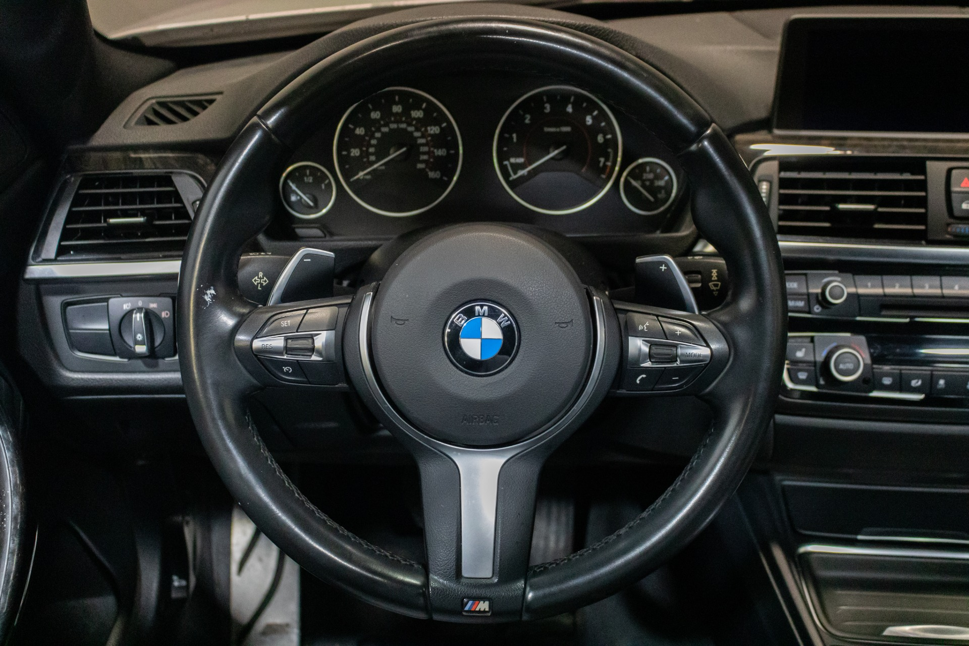 Used 2015 BMW 4 Series 428i Gran Coupe M Sport