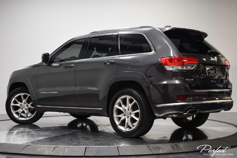 Used 2016 Jeep Grand Cherokee Summit