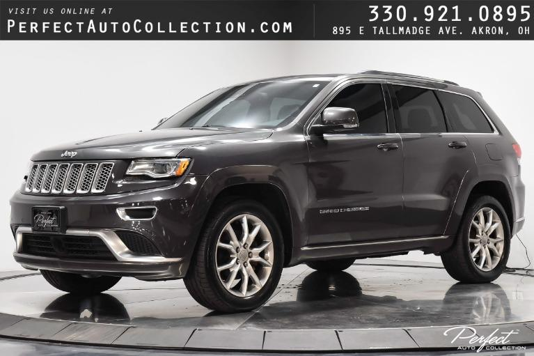 Used 2016 Jeep Grand Cherokee Summit for sale $28,995 at Perfect Auto Collection in Akron OH