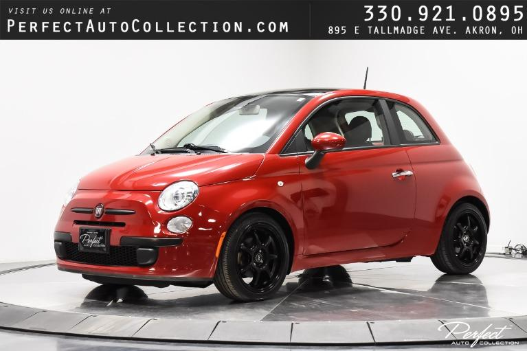 Used 2013 FIAT 500 Pop for sale $11,495 at Perfect Auto Collection in Akron OH