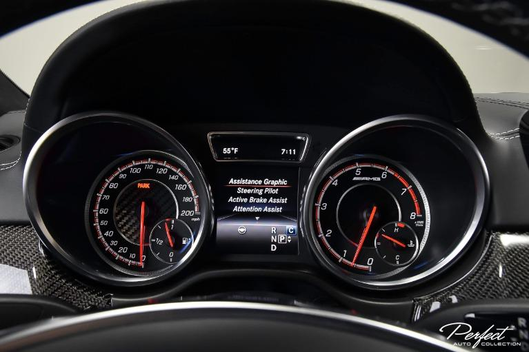 Used 2018 Mercedes Benz GLE AMG GLE 63 S